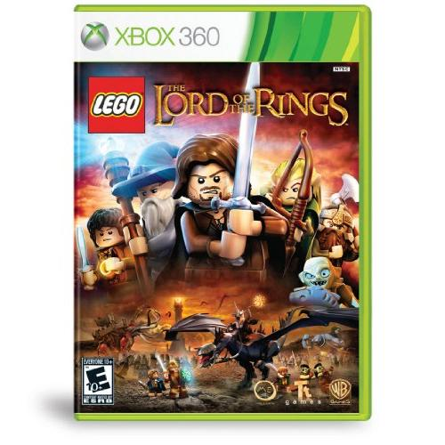 WB LEGO The Lord of the Rings - Action/Adventure Game - DVD-ROM - Xbox 360