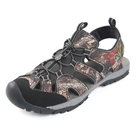 Mens Sandals Northside Burke Ii Brown Sandals Mens Water Shoes New Clothing, Shoes & Accessories Sporting Goods