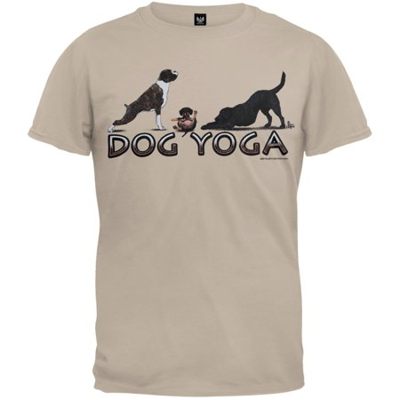 Dog As Yoda (Dog Yoga T-Shirt)