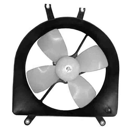 CPP Radiator Cooling Fan  for Honda Civic, Civic del Sol HO3115102
