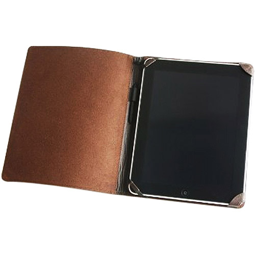 Green Onions Supply Top-Grain Leather Case for iPad