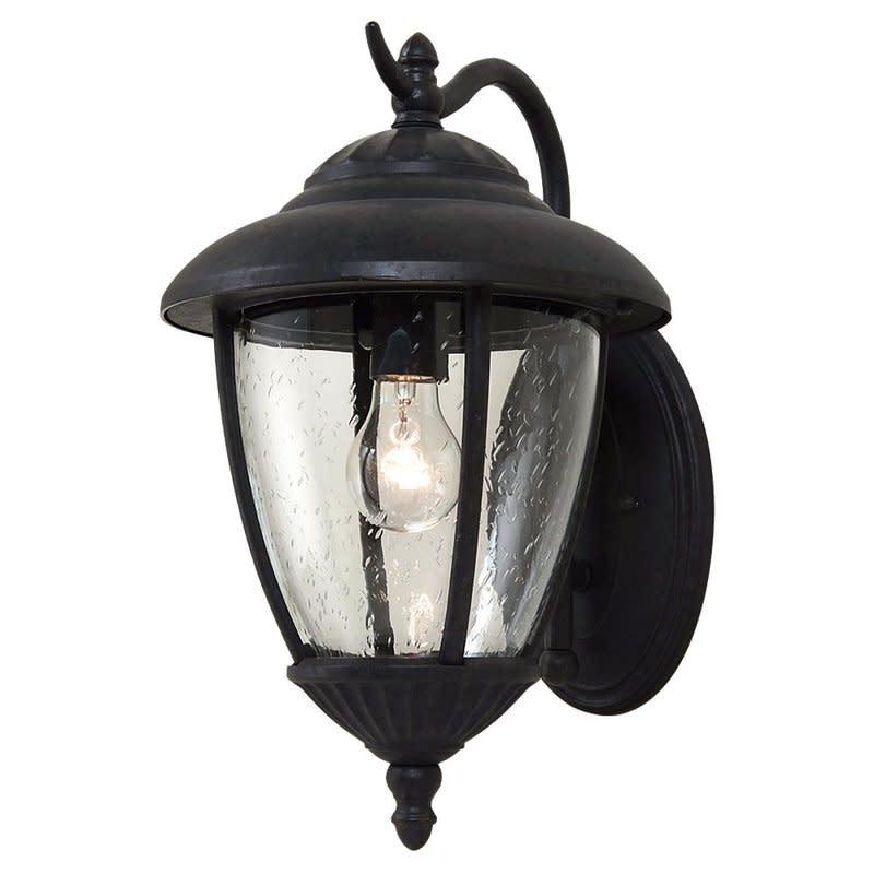 Sea Gull Lighting 84070 Lambert Hill 1 Light Outdoor Lantern Wall Sconce