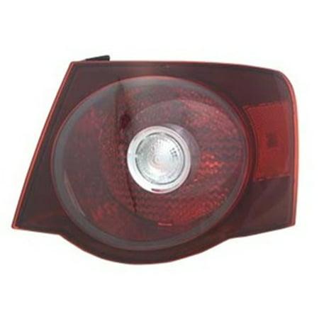 Volkswagen Jetta Tail Lamp Light - NEW OUTER RIGHT TAIL LIGHT FITS VOLKSWAGEN JETTA SEDAN 1K5-945-096-L 1K5945096L VW2801127 1K5 945 096 L