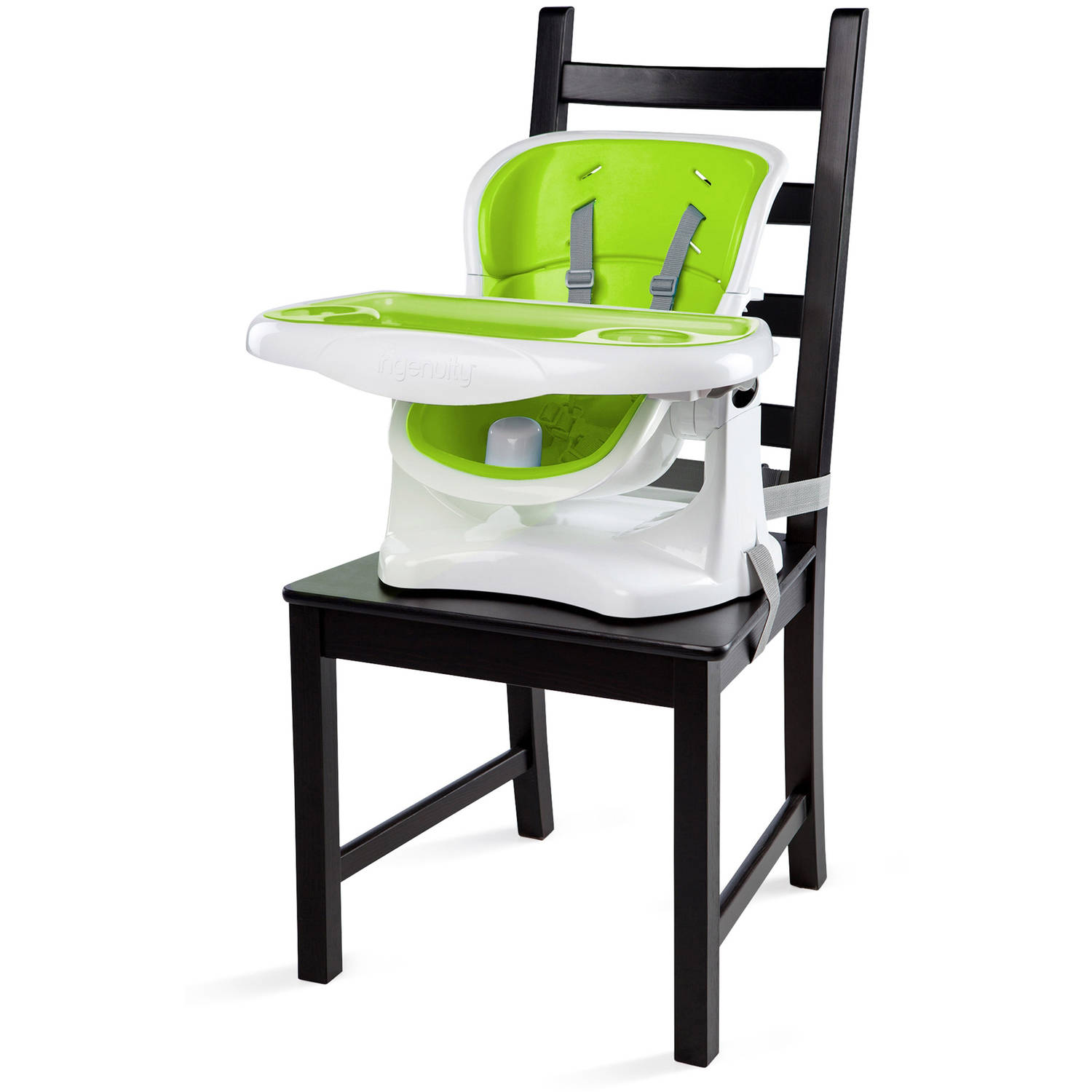 Ingenuity ChairMate SmartClean Chair Top High Chair, Lime
