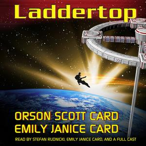Laddertop - Audiobook