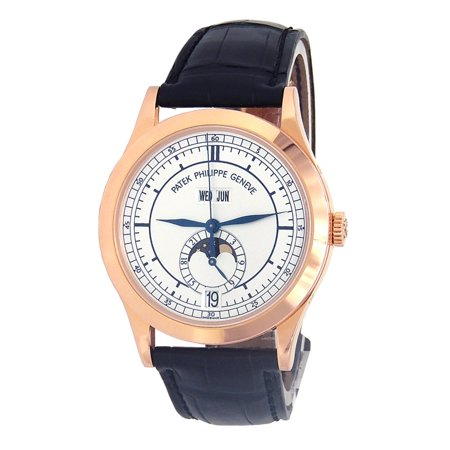 Pre-Owned Patek Philippe Complications 5396R-00 Gold 38mm Watch (Certified Authentic & Warranty)