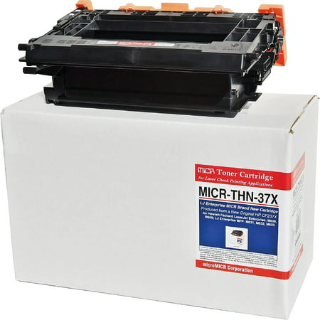 microMICR, MCMMICRTHN37X, THN-37X MICR Toner Cartridge, 1 Each 5 Micr Toner