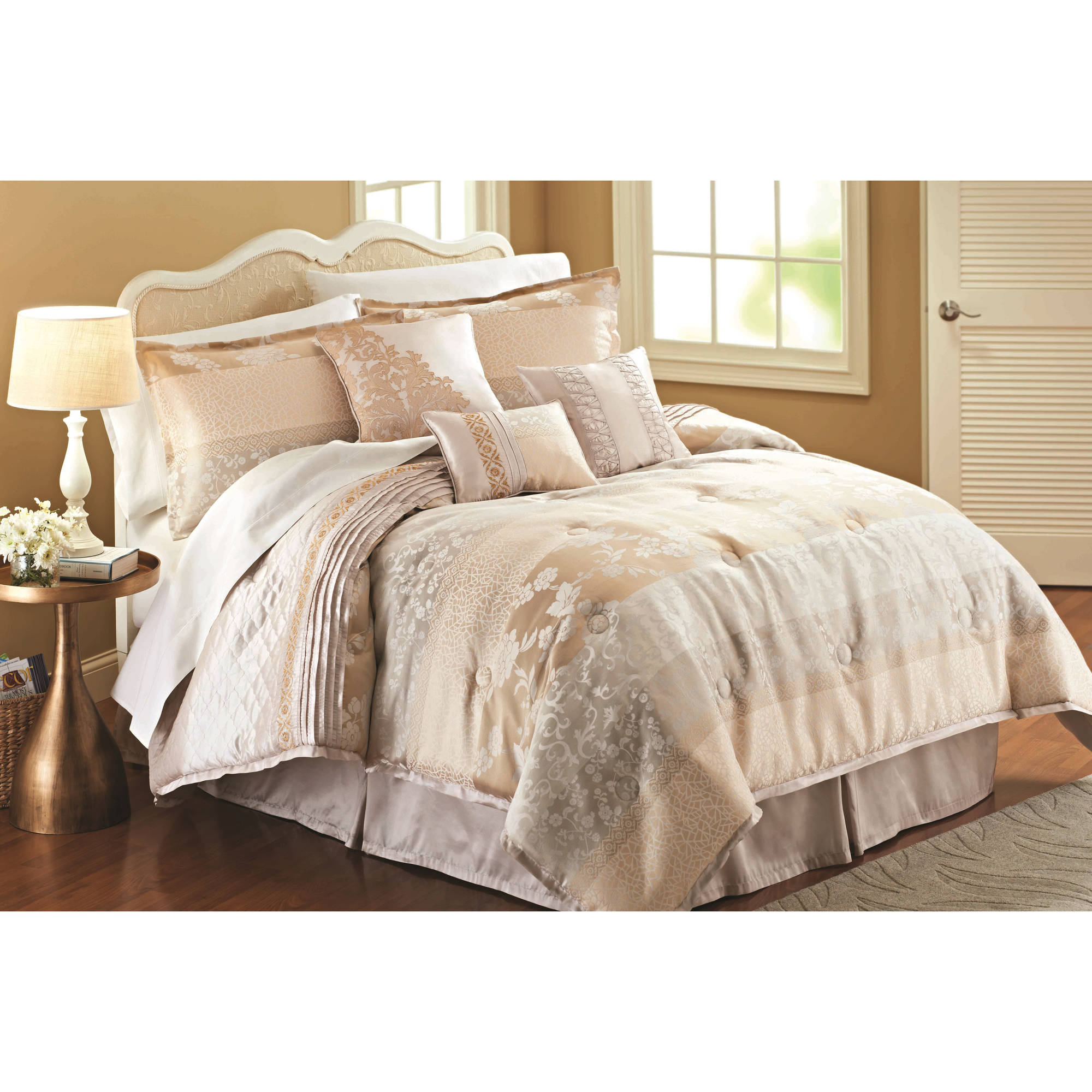 Better Homes and Gardens 7 Piece Catania Quilt Set