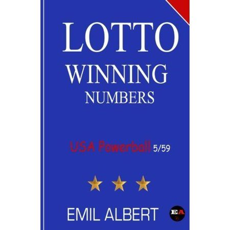 Lotto Winning Numbers Usa Powerball 5 59