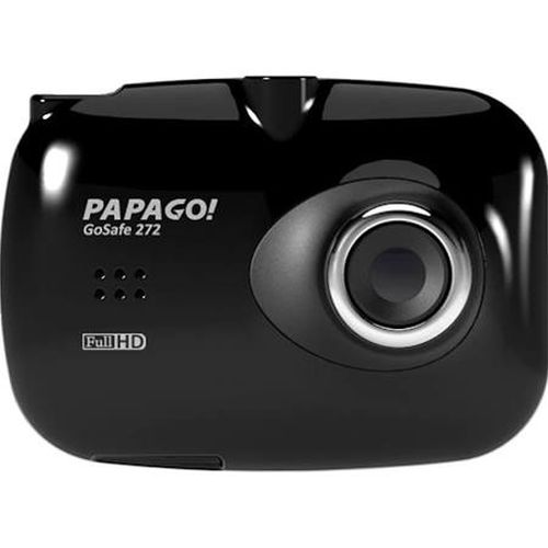 Papago GS272-8G GoSafe 272 1080p Dash Camera 8GB Microsd Card 140 field view