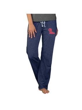 Ole Miss Rebels Concepts Sport Women's Quest Knit Pants - Navy