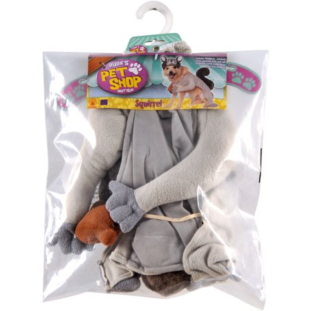 Rubie's Squirrel Pet Costume - Large (Squirrel Costumes)