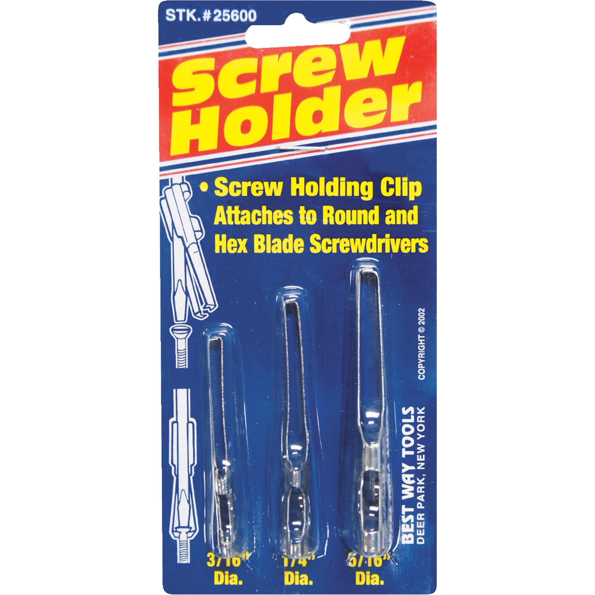 Best Way Tools Screw Holder