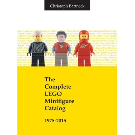 The Complete Lego Minifigure Catalog 1975-2015](Toy Catalogs Request)