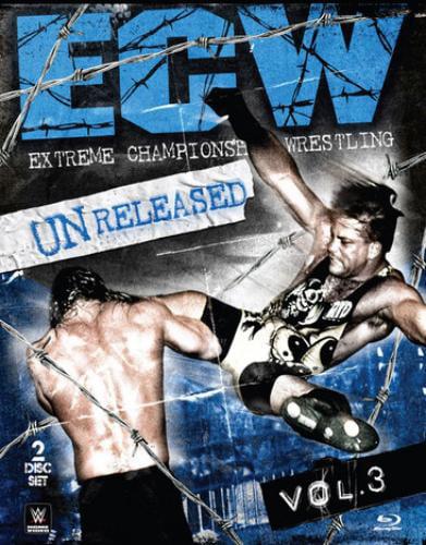 WWE: ECW Unreleased, Vol.3 (Blu-ray) by WARNER HOME VIDEO