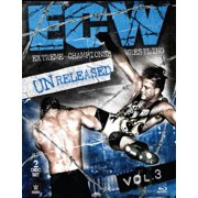 WWE: ECW Unreleased, Vol.3 (Blu-ray) by WARNER HOME VIDEO