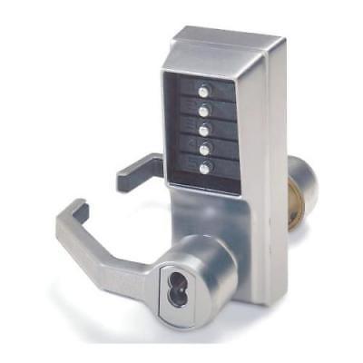 - Kaba Keypad Entry Mechanical Lock LH Trim Sargent IC Core