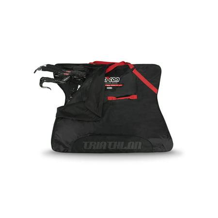 Sci Con Saddlebag - SCICON Travel PLUS TRIATHLON - Bicycle Travel Bag