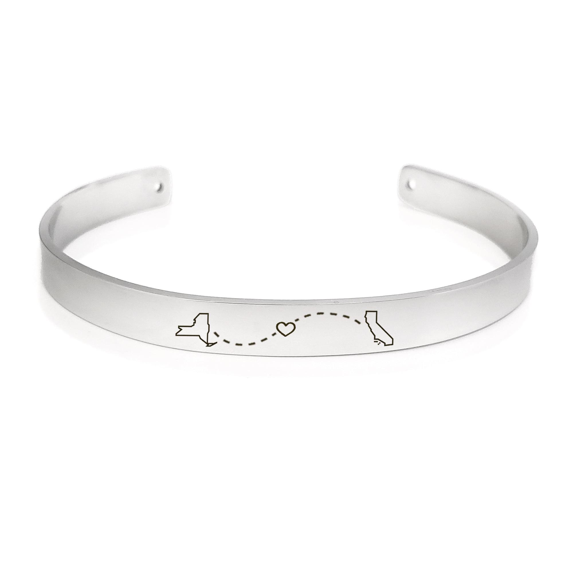 Personalized Heart Cuff,Personalized Bracelet,Cuff,Initial Bracelet,Monogram Bracelet,Silver Cuff Bracelet,Bracelet,Heart Bracelet,Love