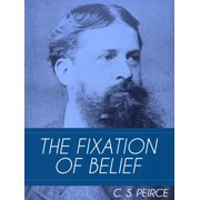 The Fixation of Belief - eBook