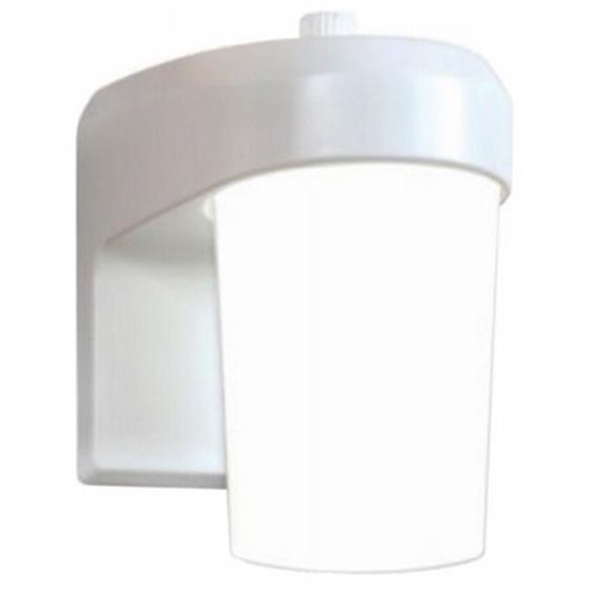 Cooper Lighting 240932 120V White LED Entry & Patio Light - image 1 of 1