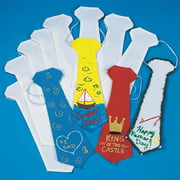 Color Me Neck Tie, Pack of 12