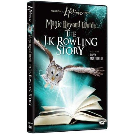 Magic Beyond Words  The J K  Rowling Story