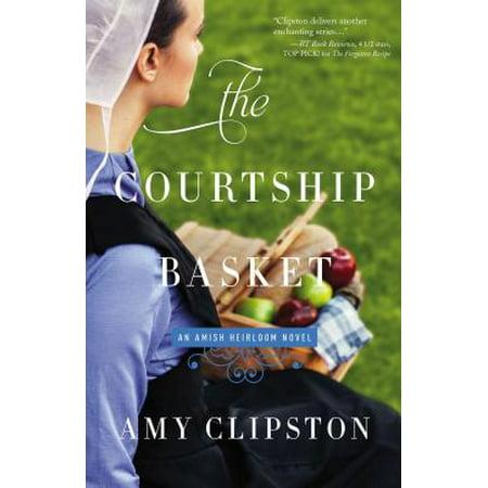 Heirloom Bible - Amish Heirloom Novel: The Courtship Basket (Paperback)