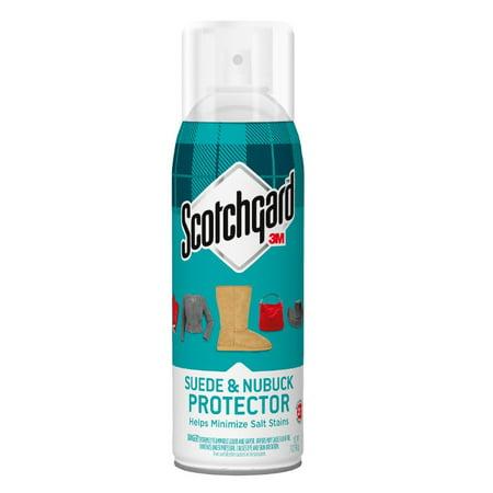 - Scotchgard Suede & Nubuck Fabric and Shoe Protective Spray, 7 oz., 1 Can