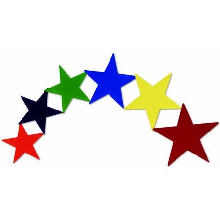 Poly Enterprises Poly Star Spot Marker Set, 10