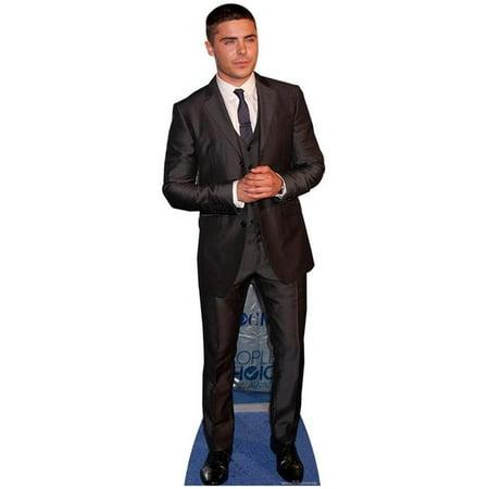 Zac Efron Life Size Cardboard Cutout