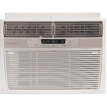 Frigidaire FRA123CV1 High Efficiency 12,000-BTU Room Window Air ... | Best image of 110 air conditioner walmart