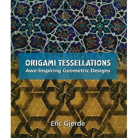 Origami Tessellations : Awe-Inspiring Geometric Designs - Halloween Tessellations