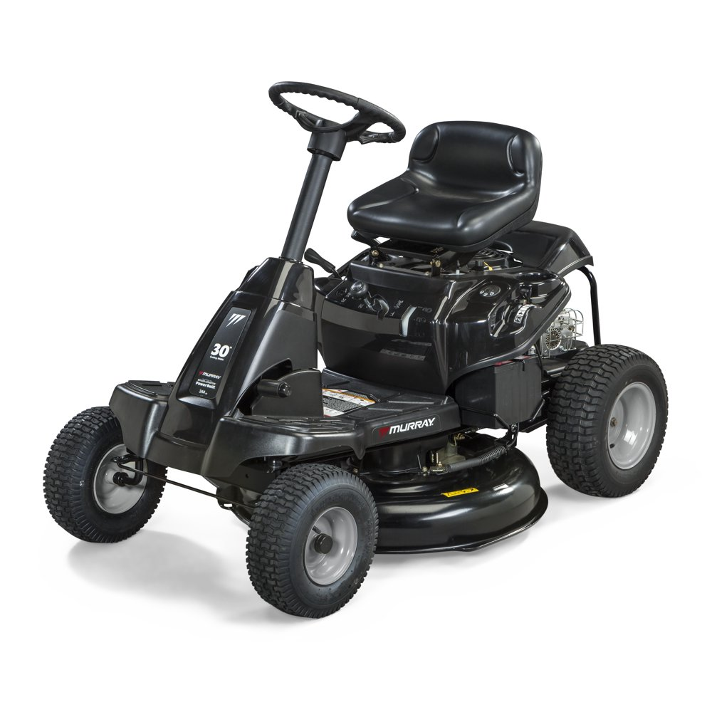 "Murray 30"" 10.5 HP Riding Mower with Briggs and Stratton PowerBuilt Engine"