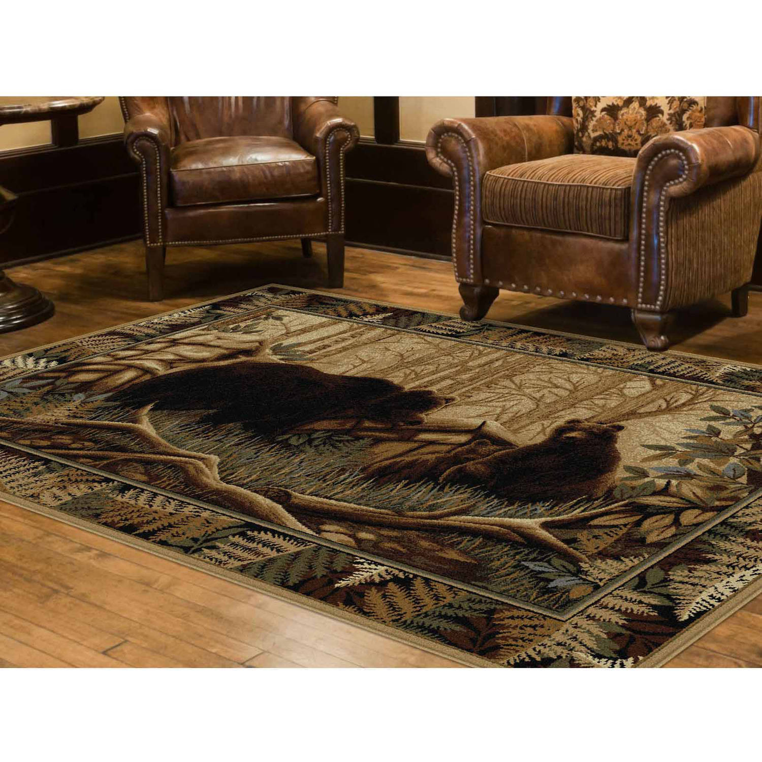 Bliss Rugs Nantucket Lodge Rectangle Rug Walmart Com