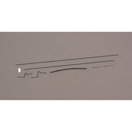 Elevator/Rudder Pushrod Set: UM F4U Corsair (Rc F4u Corsair)