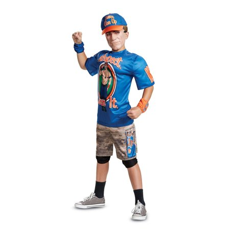 WWE John Cena Infant Muscle Costume - Kane Wwe Costume