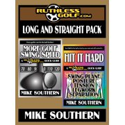 The RuthlessGolf.com Long and Straight Pack - eBook