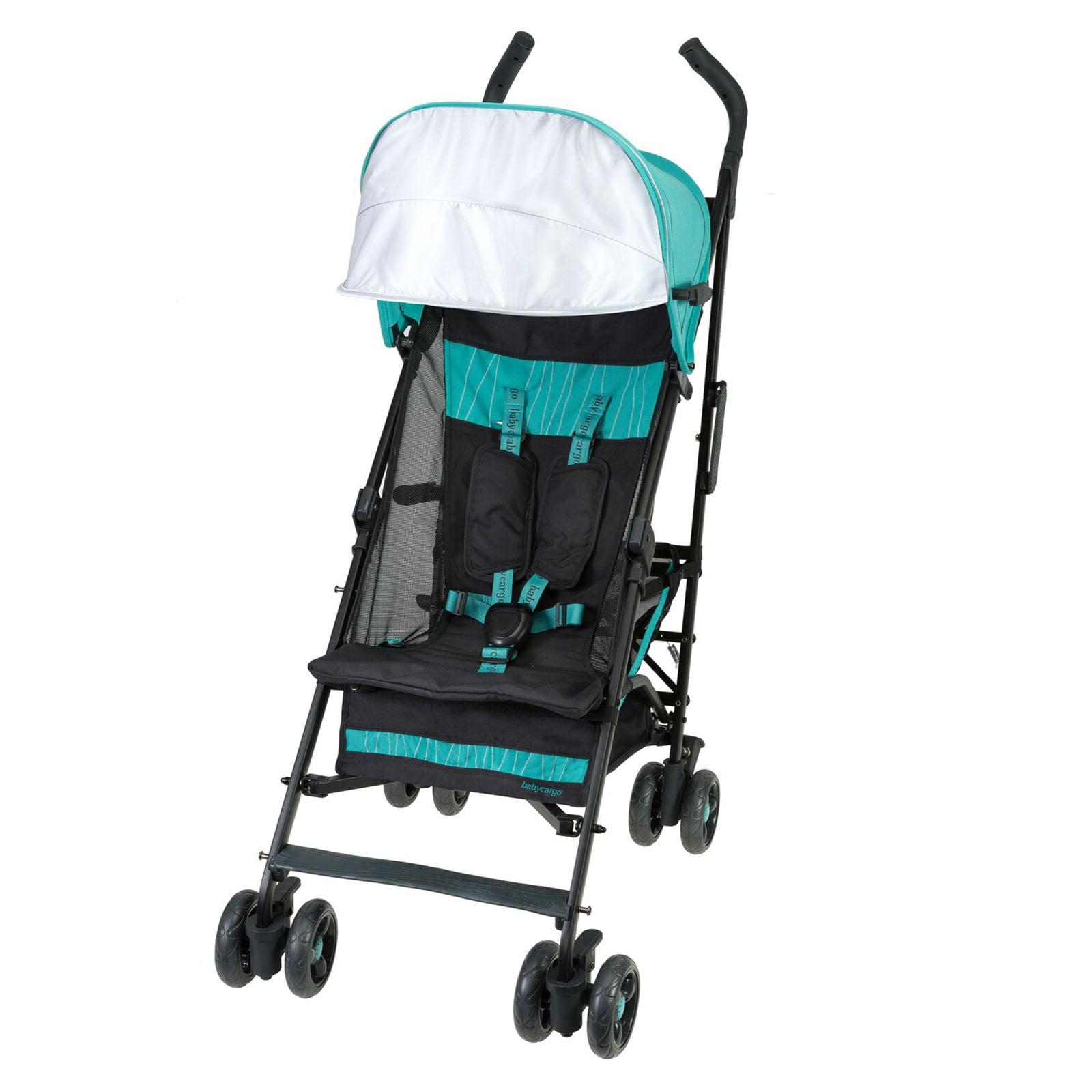 Baby Cargo 100 Series Lightweight Umbrella Stroller (Moonless Night) by Baby Cargo