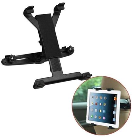 Insten Car Back Seat Headrest 7-11 Inch Tablet Mount Tablet Holder For iPad  1 2 3 4 Mini Air / Samsung Galaxy Tab Pro 10 1 Note Pro 12 2 / Amazon