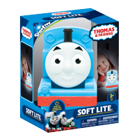 Soft Lites - Thomas and Friends - Plug Free and Portable Nightlight
