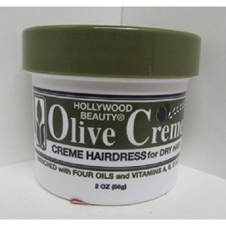 Hollywood Beauty Olive Cream, 2 Ounce