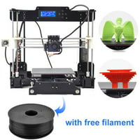 2017 Upgraded Quality High Precision Reprap Prusa i3 DIY 3d Printer Kit Anet A8 3D Printer