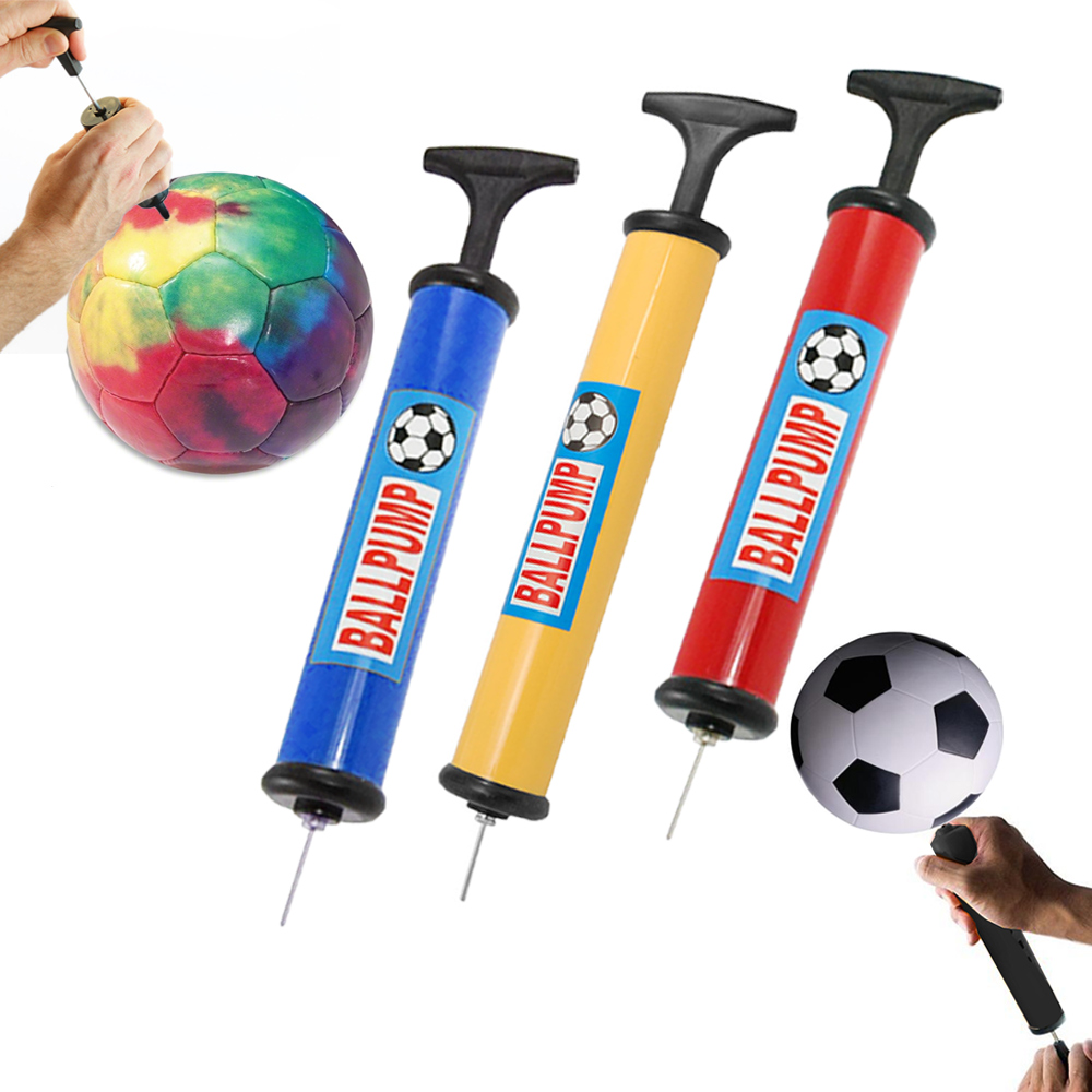 96 Ball Pump Air Inflator Handheld Needle Basketball Soccer Volleyball Balloon