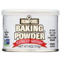 (24 Pack) Rumford Baking Powder Reduced Sodium, 4 Oz4