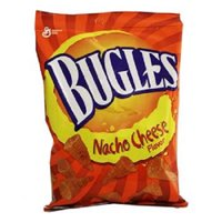BUGLES NACHO CHEESE 3 oz Each ( 6 in a Pack )