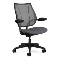Humanscale Liberty Chair Fully Adjustable Model, Executive Office Chair