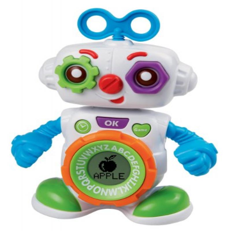 VTech Lil' Cogsley Learning Robot by VTech