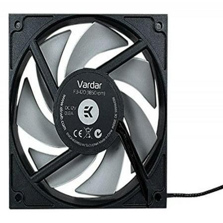EKWB EK-Vardar F3-120 High Static Pressure 120mm Cooling