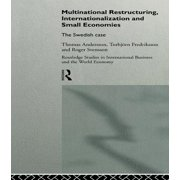 Multinational Restructuring, Internationalization and Small Economies - eBook